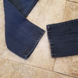 Mossimo Supply Co. Jeans - Mossimo Good Cond. Skinny Stretchy Blue Jeans
